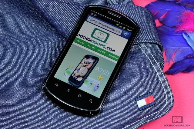 Huawei U8800 Ideos X5 - do choi di dong