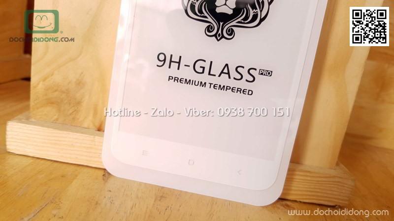 Miếng dán cường lực full màn hình Xiaomi Redmi Note 5A Prime Zacase full keo