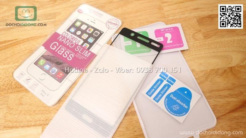 Miếng dán cường lực full màn hình Nokia 5 9H