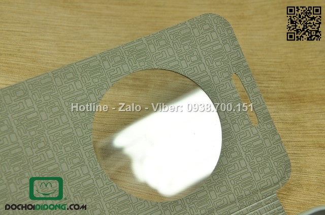 Bao da Asus Zenfone C Pudini Circle Window