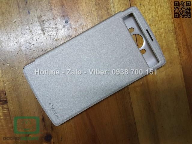 Bao da LG V10 Nillkin Sparkle