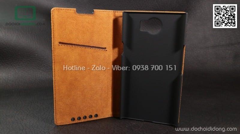 Bao da Blackberry Priv da bò Việt Nam