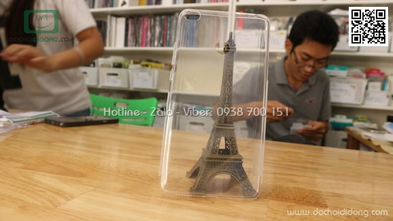 Ốp lưng Xiaomi Mi Max 2 Nillkin dẻo trong siêu mỏng