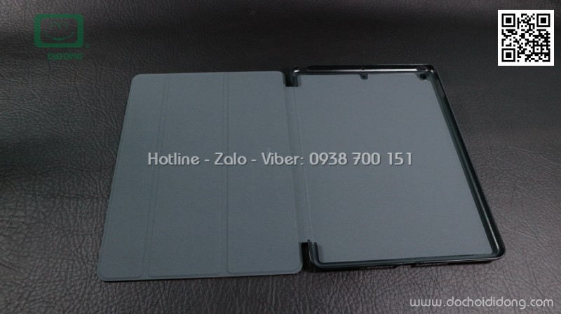 Bao da iPad 2017 Rock Uni