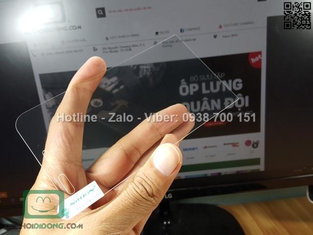 Miếng dán cường lực Asus ZenFone 2 Laser ZE500KL Nillkin 9H