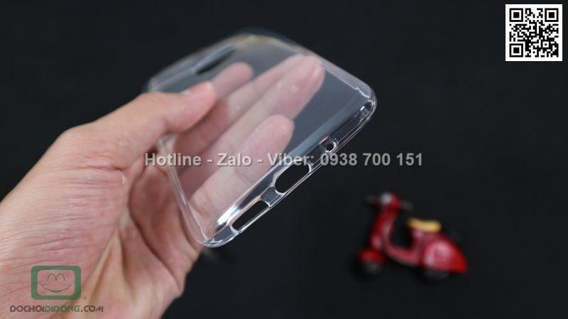 Ốp lưng HTC One M10 dẻo trong siêu mỏng