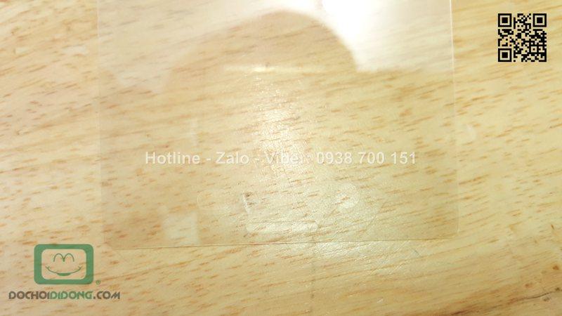 Miếng dán màn hình Sony Xperia M4 Aqua Vmax loại trong