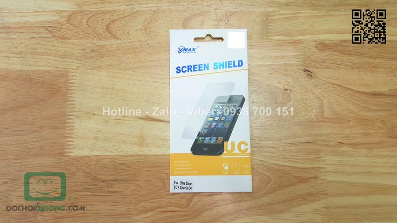 Miếng dán màn hình Sony Xperia C4 Vmax loại trong