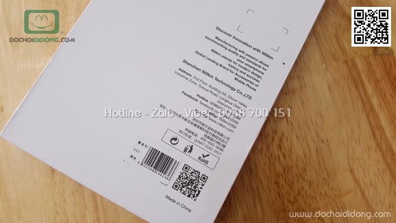 Bao da LG V30 Nillkin Qin