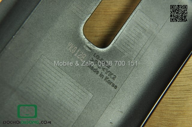 Bao da LG Optimus G2 D802 QuickWindow chính hãng