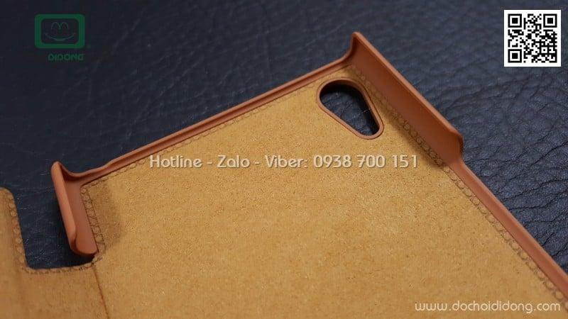 Bao da Sony Xperia XA1 Ultra Nillkin Qin