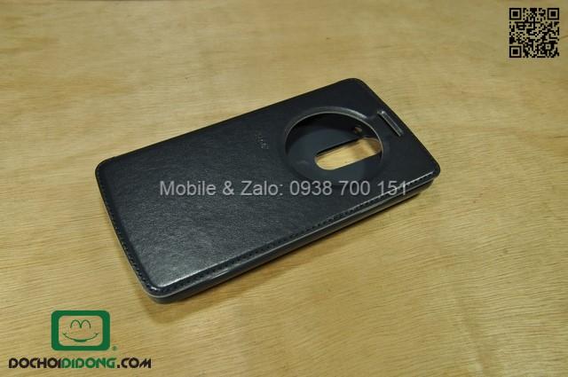 Bao da LG G3 Stylus D690 Roar da trơn