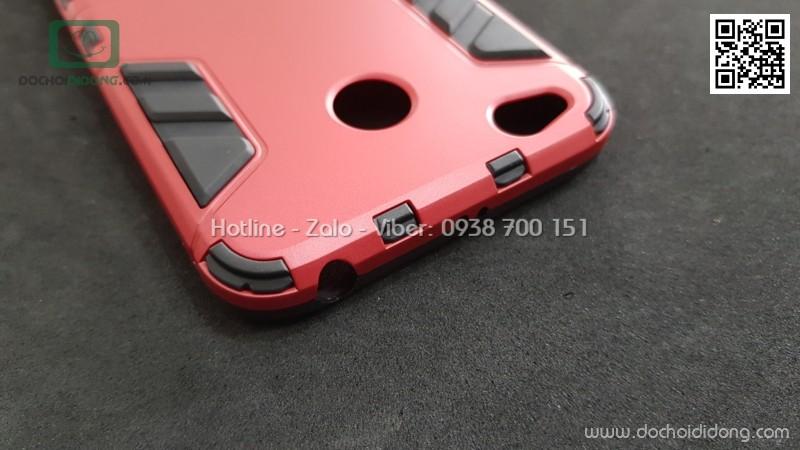 Ốp lưng Xiaomi Redmi 4X Iron Man chống sốc có chống lưng