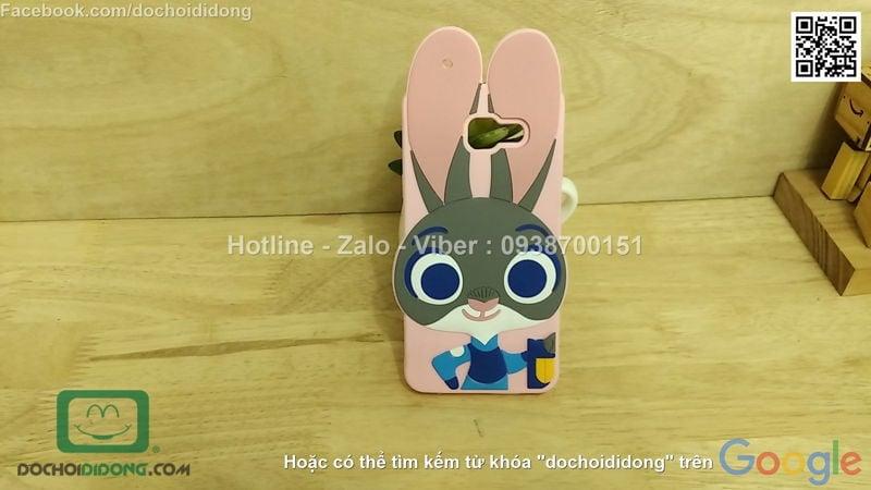 Ốp lưng Samsung Galaxy A5 2016 thỏ Zootopia
