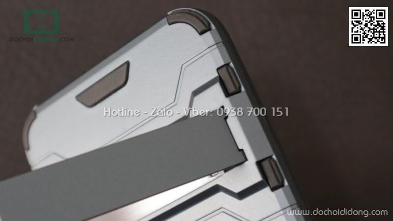 Ốp lưng Oppo F3 Iron Man chống sốc có chống lưng
