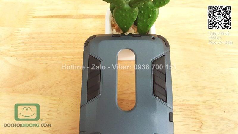 Ốp lưng Motorola Moto X Style Iron Man chống sốc có chống lưng