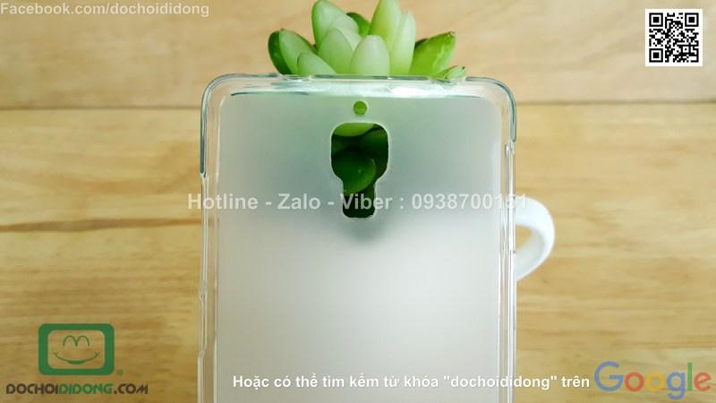 Ốp lưng Xiaomi Mi4 dẻo viền trong