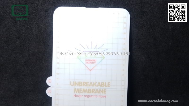 Miếng dán màn hình Oppo Find X Zacase Invisible dẻo full trong suốt