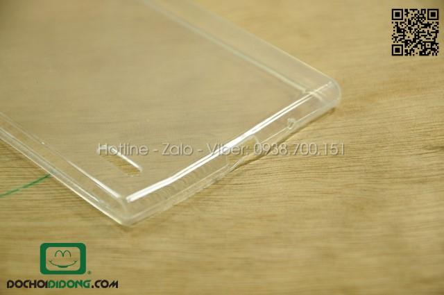 Ốp lưng Huawei Ascend P7 dẻo trong siêu mỏng