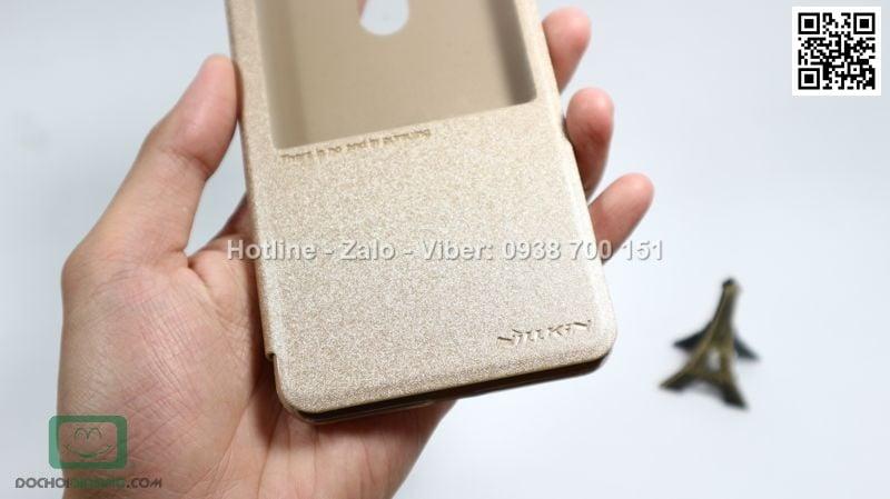 Bao da Xiaomi Redmi Note 4 Nillkin Sparkle