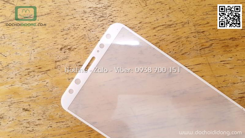Miếng dán cường lực dẻo Huawei Nova 2i full màn hình full keo Zacase siêu mỏng