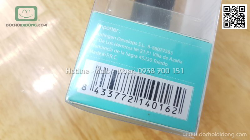 Gậy tự sướng Dispho Aluminium 120g 66cm jack 3.5mm