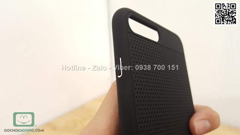 Ốp lưng iPhone 8 Plus Meephone lưng lưới chống nóng