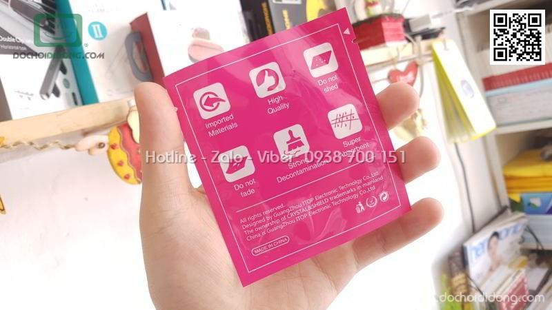Miếng dán cường lực full màn hình iPhone 7 8 Plus Atouchbo dành cho game thủ