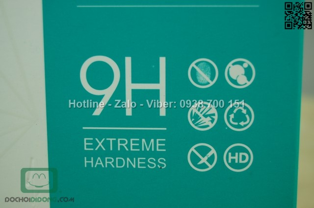 Miếng dán cường lực Sony Xperia Z5 Compact Nillkin 9H