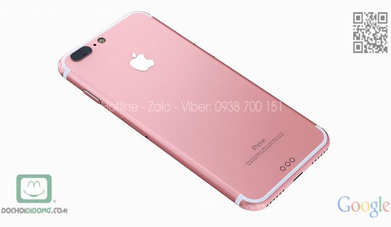 Ốp viền iPhone 8 Plus nhôm phay cao cấp
