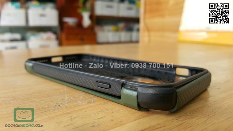 Ốp lưng iPhone 8 quân đội chống sốc
