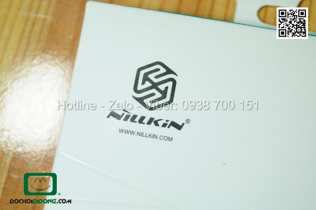Miếng dán cường lực Blackberry Passport Silver Edition Nillkin 9H
