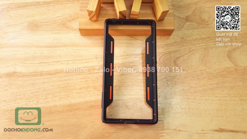 Ốp viền Sony Xperia Z4-Z3+ Nillkin nhựa dẻo