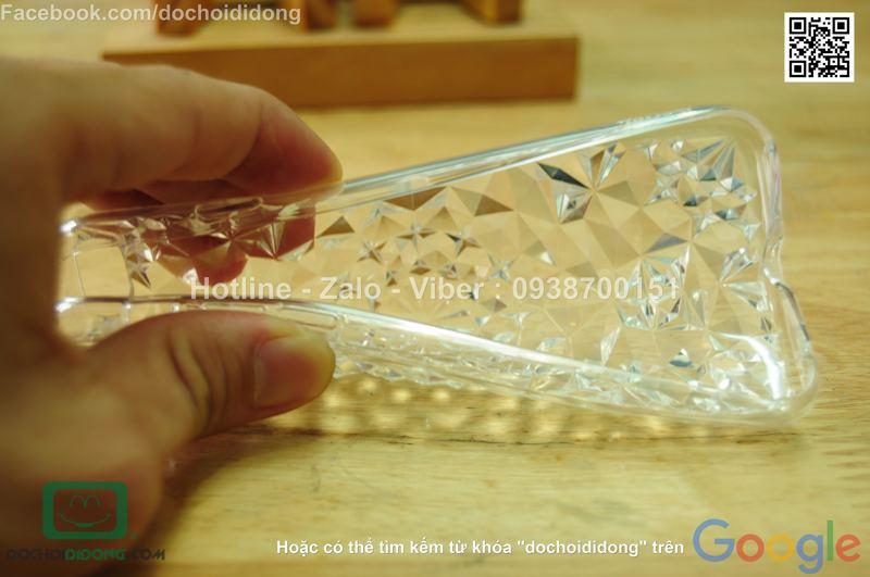 Ốp lưng iPhone 6 6S iSecret kim cương