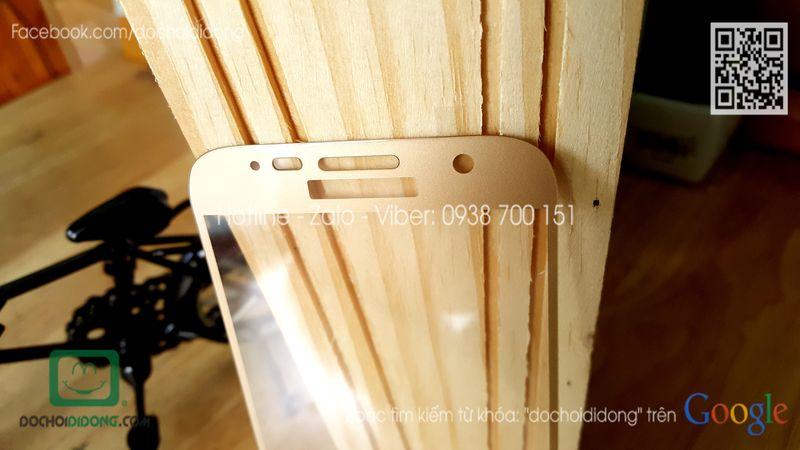 Miếng dán cường lực Samsung Galaxy S7 full màn hình 9H