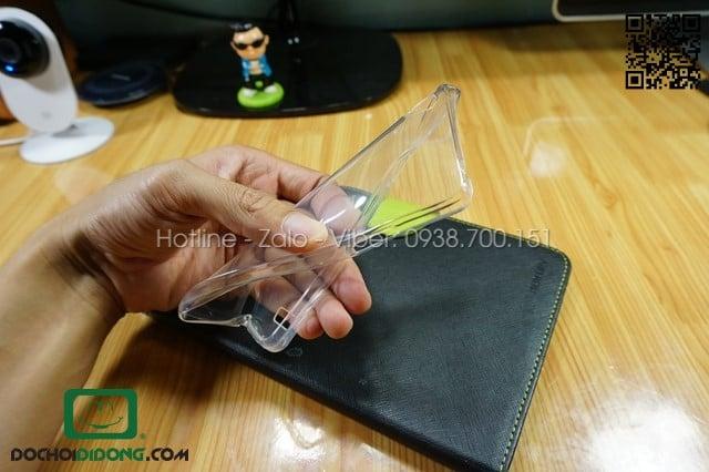 Ốp lưng Oppo Mirror 5 dẻo trong siêu mỏng