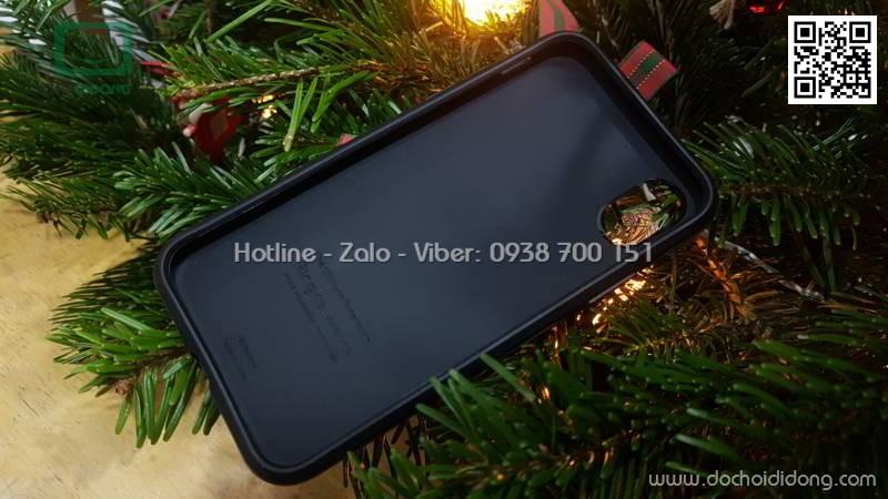 Ốp lưng iPhone X Ringke Wave