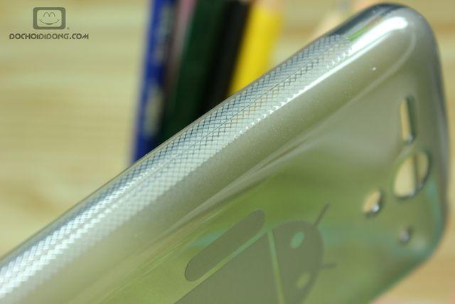 Op lung Huawei G300 - Nillkin - dang silicon deo