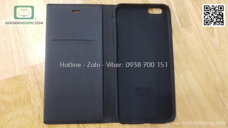 Bao da iPhone 6 6s Plus X-Level Leshare
