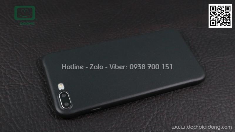 Ốp lưng iPhone 7 Plus Magic Pudding 0.8mm silicon