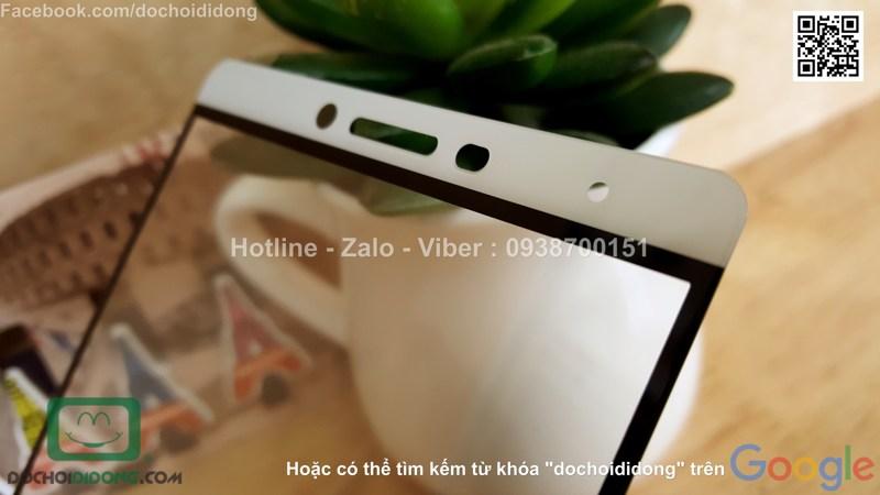 Miếng dán cường lực OPPO R7 Plus KYK full màn hình