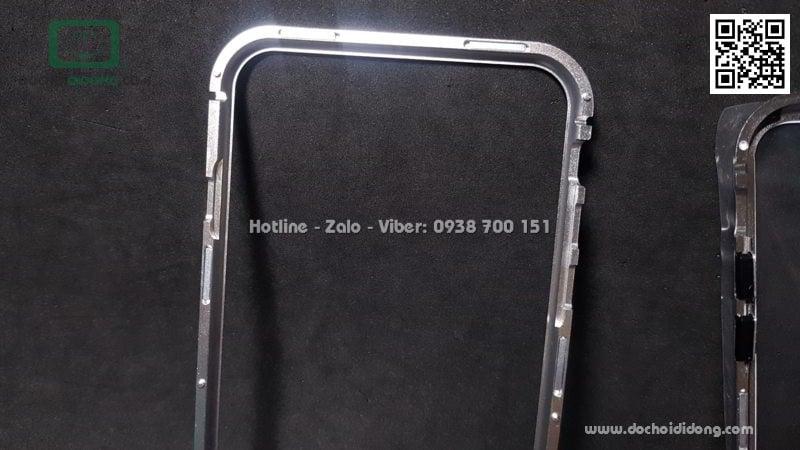Ốp lưng nam châm iPhone 7 8 Plus Likgus lưng kính trong