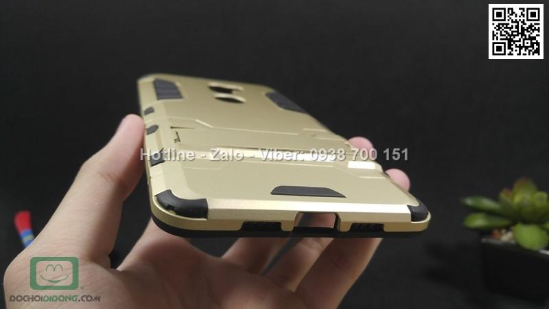 Ốp lưng Xiaomi Mi5s Plus Iron Man chống sốc có chống lưng