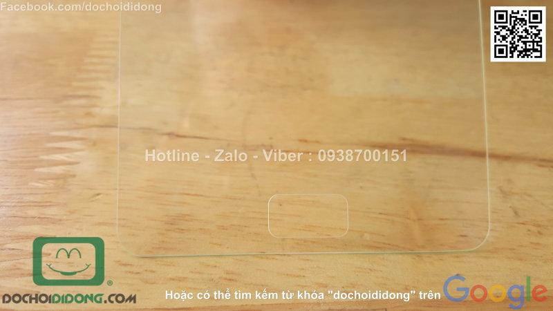 Miếng dán cường lực Lenovo Vibe P1 Gor 9H