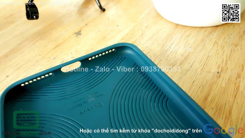 Ốp lưng iPhone 8 Plus Baseus chống lưng nam châm