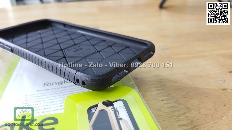 Ốp lưng iPhone 7 Ringke Max chống sốc cao cấp