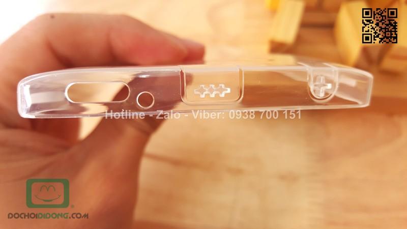 Ốp lưng LG V10 Nillkin dẻo trong siêu mỏng