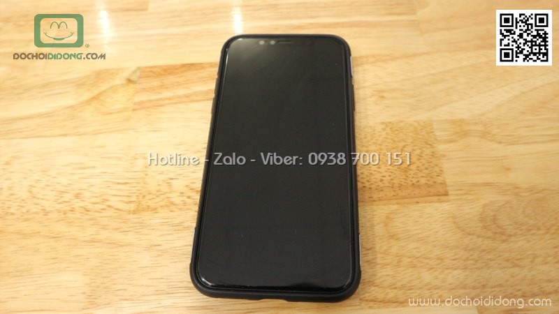 Ốp lưng iPhone 8 Zacase Ring Amor chống sốc
