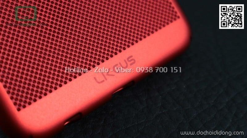 Ốp lưng Oppo F3 Plus Likgus lưng lưới chống nóng