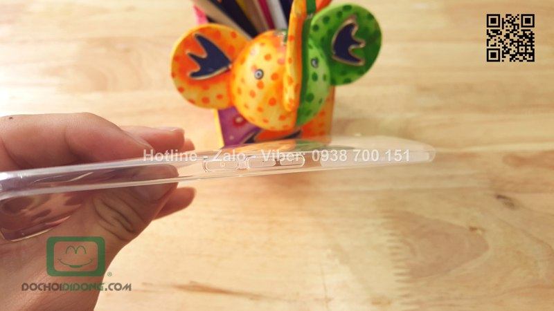 Ốp lưng Nexus 6 Nillkin dẻo trong siêu mỏng